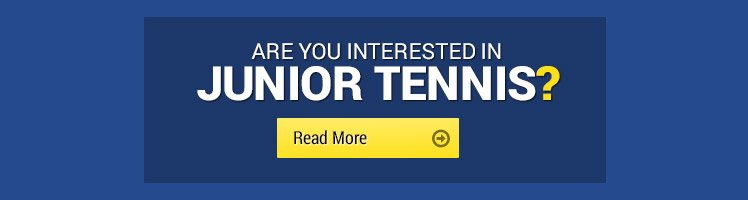 Junior Tennis with Tennis Shropshire