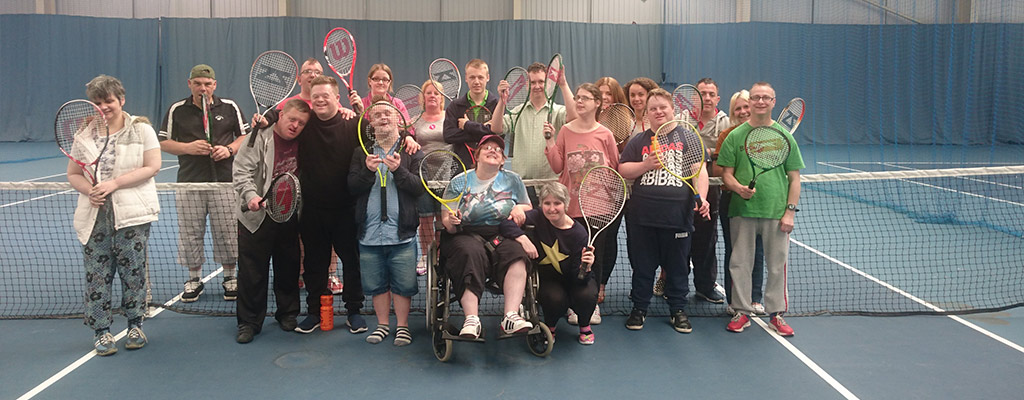 Learning Disability Tennis