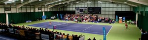 The Shrewsbury Club chosen to host prestigious $60,000 tennis tournament in February