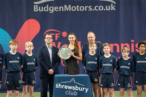Delighted Diatchenko wins thrilling final to be crowned W60 Shrewsbury tournament champion