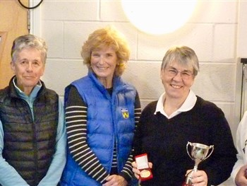 Over-60s event a popular addition to Tennis Shropshire's annual senior mixed doubles tournament