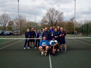 Social competition signals start of Wrekin & Telford Tennis Community's summer season