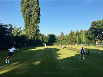 Shrewsbury Lawn Tennis Club to hold free Open Day