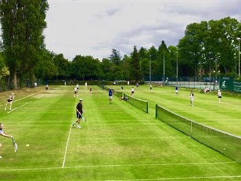 Membership numbers rise for Shropshire tennis clubs as newcomers encouraged to pick up a racket