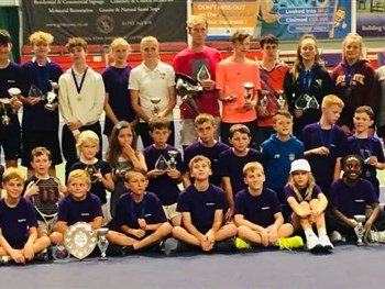 LTA National Tennis Awards a proud night for Shropshire tennis